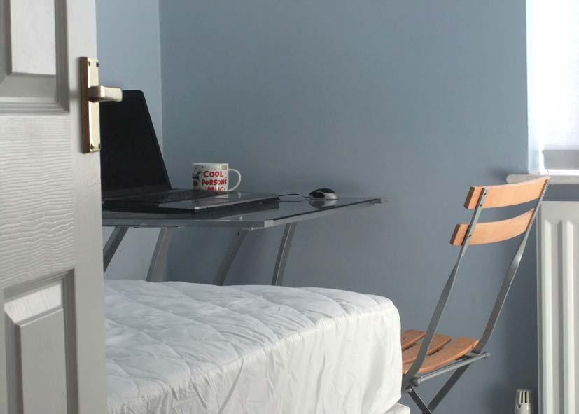 Sharp Crescent, Durham City DH1 1PE, 4 to share, Single Room 1